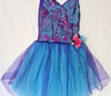 Curtain Call Costumes Ballet Pageant Dance Lace Girls Halloween bodice Size CXL