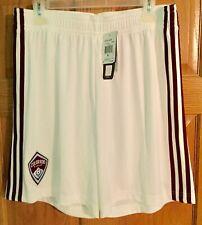 Colorado Rapids MLS Soccer 2009 Adidas Climalie Replica Shorts XL