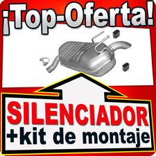 Silenciador Trasero OPEL SIGNUM VECTRA C 1.8 16V 2003-2008 Escape UUH