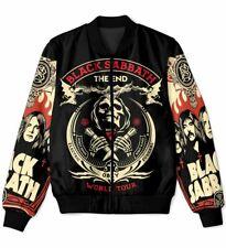 Black Sabbath Best Selling Design Men Zipper Hoodie Fullprint Size S-3XL