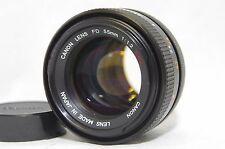 Canon FD 55mm f/1.2 S.S.C. MF Prime Lens SN75045 from Japan