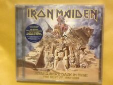IRON. MAIDEN.     SOMEWHERE. BACK. IN. TIME.      BEST OF. 1980 -  1989.