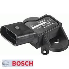 BOSCH Saugrohrdruck Sensor Ladedruck AUDI PORSCHE SKODA VW DS-S2 0261230081