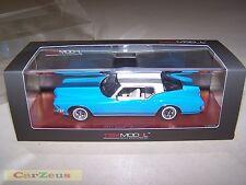 1:43 TSM, 1971 Buick Riviera, Baby Blue, TrueScale Miniatures