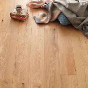 Woodpecker Harlech Rustic Oak Engineered Flooring 15mm Thick 4mm Wear 150mm Wide