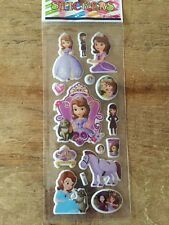 Princess Sofia Puffy Cartoon Stickers-scrapbooking-card making-5 For 4!!