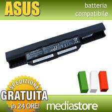 ► BATTERIA PER portatile ASUS K53SJ  , K53SN  , K53SV ◄