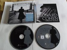 LEONARD COHEN - Songs From The Road (CD + DVD 2010)