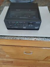 Vintage Panasonic NV-8420 Portable Stereo VHS Video Cassette Recorder - Untested