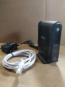 Motorola AT&T U-verse VAP2500 Wireless Access Point w/ Power Supply/ LAN Cable