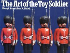 Antique Vintage Lead and Tin Toy Soldiers - Types Makers Dates / In-Depth  Book