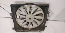 Fan Motor Assembly Without Engine Oil Cooler Fits 2013-2014 Cadillac ATS OEM