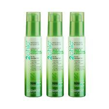 3 PCS Giovanni 2chic Ultra-Moist Avocado Olive Leave-In Elixir Hair Spray 118ml