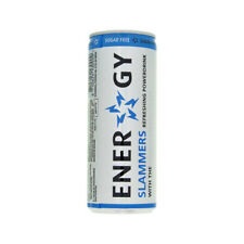 Energy Drink Slammers SugarFree  XXL Party Pack mit 48 Dosen