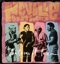 THE NEVILLE BROTHERS - Whatever It Takes - EMI America