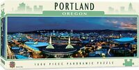 MasterPieces Panoramic Jigsaw Puzzle PORTLAND America - 1000 Pieces