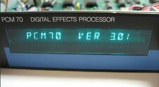 Lexicon pcm70 versione 3.01 EPROM firmware upgrade effect Reverb