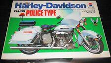 NITTO HARLEY-DAVIDSON FLH80 POLICE TYPE 1/12