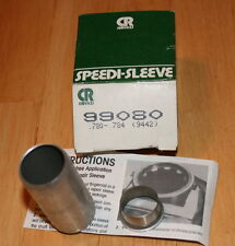 "CR SPEEDI SLEEVE #99080 SKF NEW FOR .782"" SEAL DIA."