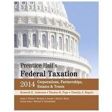 Prentice Halls Federal Taxation 2014 Cor