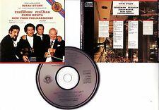 "Isaac STERN "" 60th anniversary celebration "" (CD) 1981"