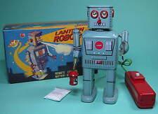 LANTERN ROBOT BLECH ROBOTER SEHR SCHÖNES REMAKE DES LEGENDÄREN NOMURA ROBOTERS!!