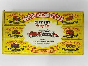 """Matchbox"" Series G-5 Army SET [COMPLETE SET]"