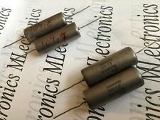 Matched Pair 01uf 100nf 1000v Pio Audio Capacitor Ussr Crystal Sound K40y 9