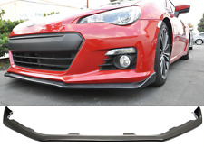 STI Front bumper lip spoiler Urethane 2012-2016 Subaru BRZ PU