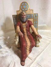 Lazlo Ispanky King Solomon Limited Edition Porcelain Figurine Goebel 70 Of 100