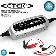 CTEK XS 0.8 Caricabatterie Mantenitore Automatico 12V