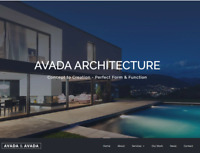 Architecture Wordpress Website (With Demo Content)
