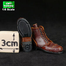 1:6 Scale Soldier Story WWII US Infantry HENRY SS059 - Leather-like Boots