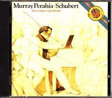 Murray Perahia/Schubert - Impromptus Opp 90&142 CD 1983