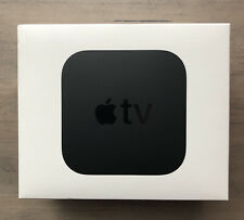 Apple 4k HDR 32GB Box And Pictured Insert Only