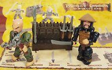 MEGA BLOKS 1044 TAI HUANG & SAO FENG Fluch der Karibik/Pirates of the Caribbean