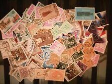 Belgique - lot de 100 timbres oblitérés - lot J12.