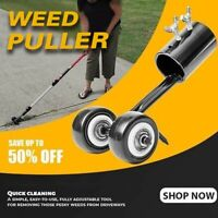 Weeds Snatcher Weed Puller Stand Up Weeder Lawn Weed Puller Tool Portable Garden