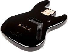 NEW Fender Standard Jazz J Bass Replacement BODY Modern, Black 0998008706