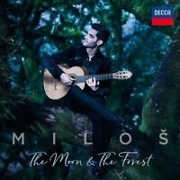 MILOS - The Moon And The Forest [CD] Sent Sameday*
