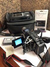 Jvc Vhs Camcorders 600x Digital Zoom For Sale Ebay