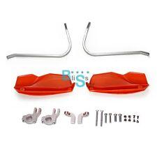 Orange Aluminium Handguards Brush Bar Hand Guard For KTM 390 Duke 13-15 O1
