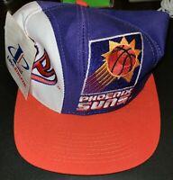 NBA Phoenix Suns Logo 7 Vintage Snapback Hat/Cap
