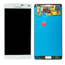 Pantalla LCD JUEGO COMPLETO gh97-16565a blanco para Samsung Galaxy Note 4 N910F