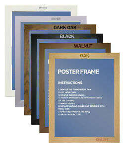 POPULAR SIZES PICTURE FRAMES , PHOTO FRAMES ALL SIZES