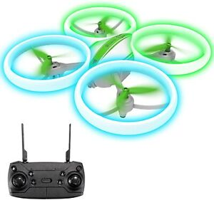 New EACHINE E65H Mini Drone for Beginners RC Drone Quadcopters Green