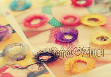 New 19 kind color 1/3 1/4 1/6 Doll BJD Accessories Simulation Eyelashes