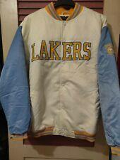 Vintage Hardwood Classic Lakers MPLS Bomber Jacket (3XL)