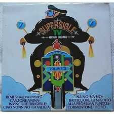 Supersigle TV GIGI PROIETTI MARIA GIOVANNA ELMI MACARIO ZANICCHI LP VINYL SEALED