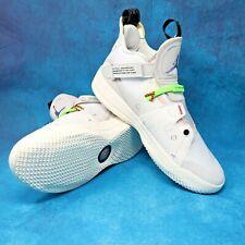 Nike Air Jordan XXXIII 33 Vast Grey White Sail Sneakers Mens Size 15